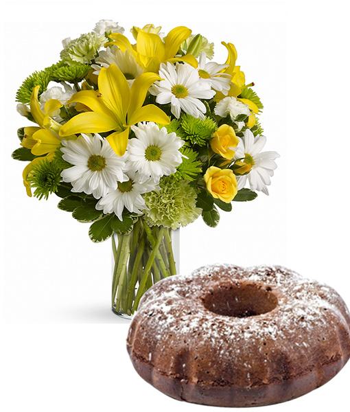 bouquet-di-gigli-e-gerbere-con-ciambella