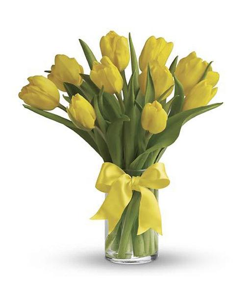 bouquet-di-tulipani-gialli