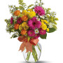 bouquet-gerbere-rose-margherite